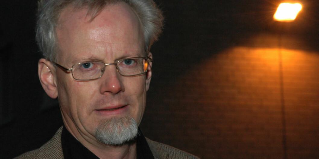 Professor i medisinsk etikk, Jan Helge Solbakk. Foto: OlaSæther/Uniforum