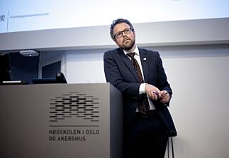 Regjeringen vil sikre at politikk baseres på oppdatert forskning