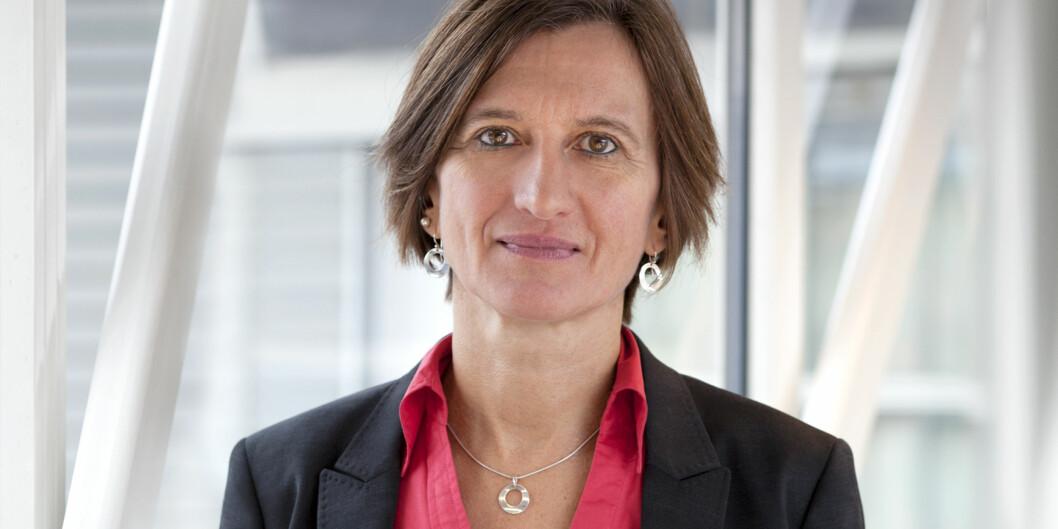 — Vi ønsker å få antallet juksere ned. Vi mener for mange misbruker en viktig velferdsordning, sier Marianne Andreassen, direktør i Lånekassen. Foto:Lånekassen