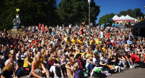 135 studenter er nå svartelistet