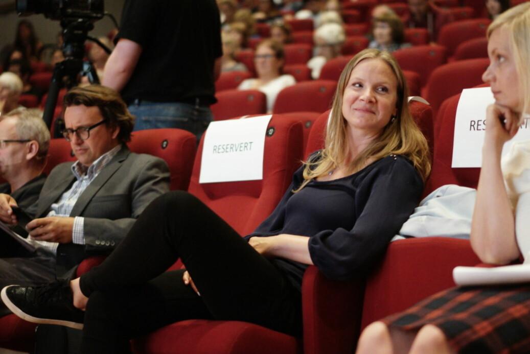 NMBU med rektor Mari Sundli Tveit får mest midler fra Forskningsrådet per faglige årsverk. Foto: