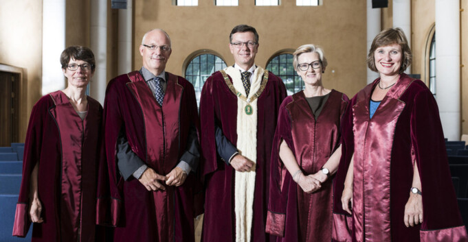 Solide internasjonale tall