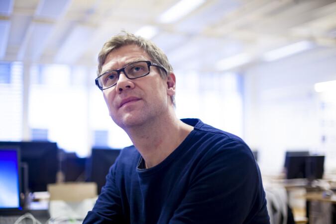 Jon Petter Evensen. Foto: Wanda Nathalie Nordstrøm