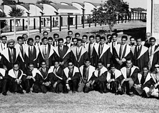 Dropper akademisk arv etter kolonimakten