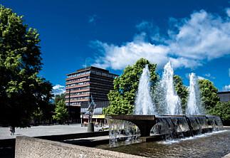 Saksøker Universitetet i Oslo