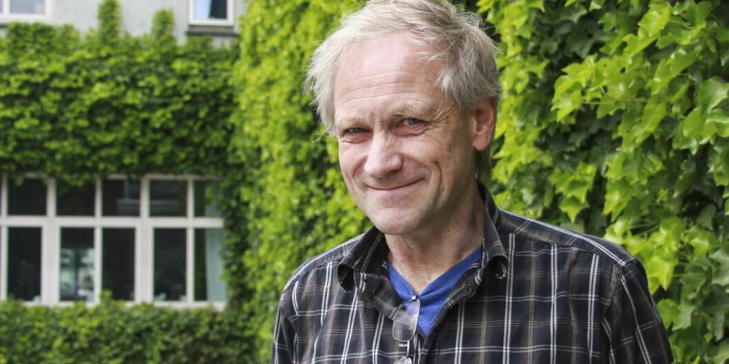 "Professor Stein Sandven skal leie det <span class=""caps"">EU</span>-støtta prosjektet <span class=""caps"">INTAROS</span>. Foto: IdaBergstrøm"