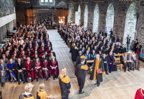 Doktorgrad betyr ikke en framtid i akademia