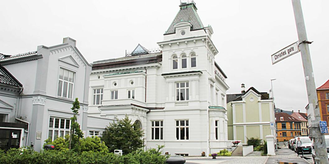 Universitetet i Bergen er først ute når et nytt ID-system skal testes fra i år. Foto: Hilde Kristin Strand