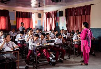 Så mange lærere mangler verden