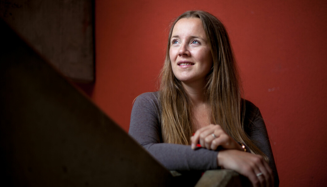 Leder av Norsk studentorganisasjon, Marianne Andenæs, er sterkt bekymret for situasjonen innen høyere utdanning og forskning iTyrkia. Foto: Nicklas Knudsen