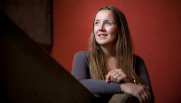 Marianne Andenæs fra Universitetet i Oslo er ny leder i Norsk Studentorganisasjon