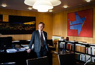 Ottersen ny rektor på Karolinska Institutet