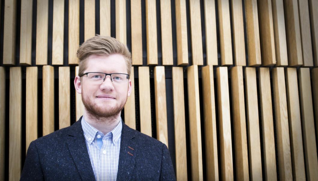 Leder av Velferdstinget i Oslo og Akershus, Aleksander Gjøsæter, tar Boligvekstutvalgets forslag til effektivisering godtimot.