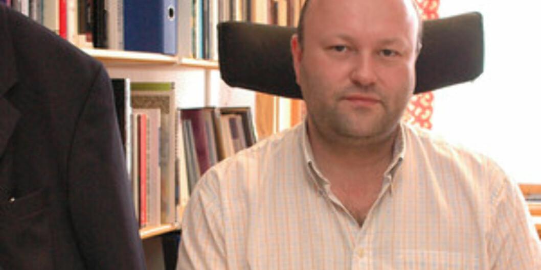 Terje Knutsen Foto: Kim E. Andreassen