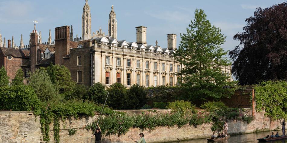 I kjølvannet av Rhodes Must Fall-kampanjen i 2015 varslet Cambridge at de skulle granske sin egen historie. Foto: Justin Sutcliffe
