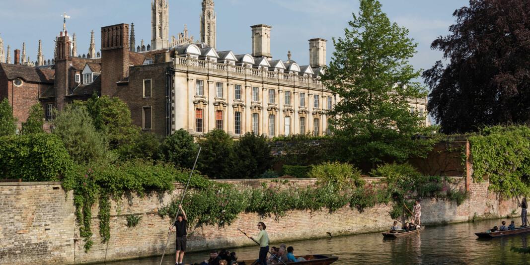 Illustrasjonsfoto. I kjølvannet av Rhodes Must Fall-kampanjen i 2015 varslet Cambridge University at de skulle granske sin egen historie.