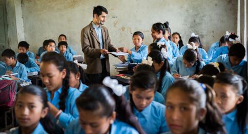 «Regjeringens visjonom satsing på utdanning står til Meget pluss,men læringsutbyttet for skolebarna står dessverre til stryk»