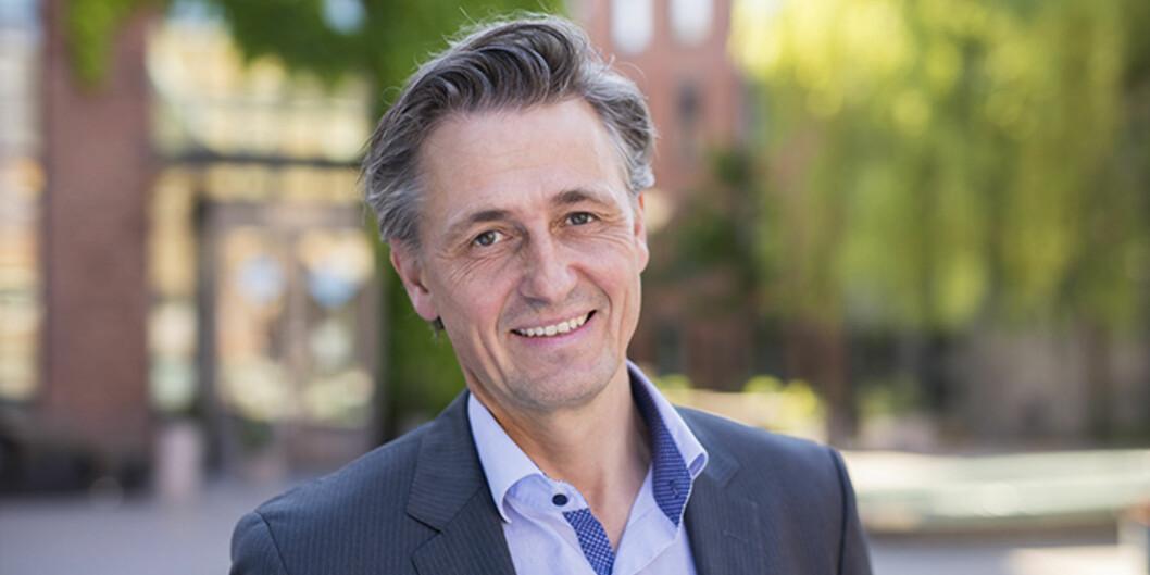 Asbjørn Seim, avdelingssjef i Kommunal og moderniseringsdepartementet, er ansatt som ny direktør for digitalisering og infrastruktur på Høgskolen i Oslo og Akershus. Foto: Sonja Balci,HiOA