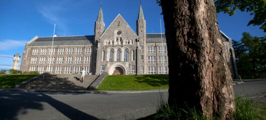 NTNU-studenten er i bedring fra etseskader