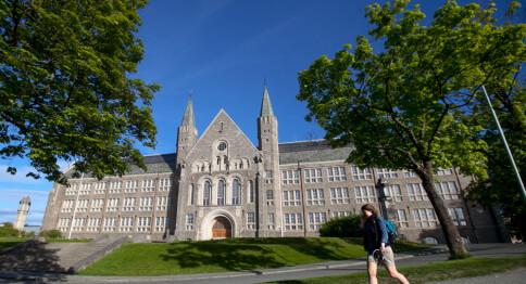 Universitetenes strategiske prioriteringer