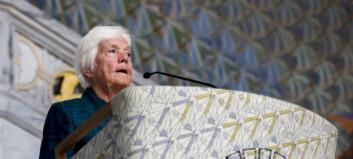 Tidligere UiO-professor Astrid Nøklebye Heiberg er død