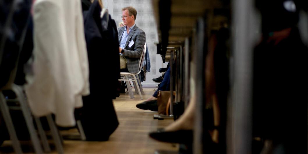 Onsdag og torsdag arrangerer Kif-komiteen med Curt Rice i spissen nordiskkonferanse. Foto: Nicklas Knudsen