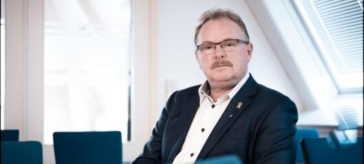Sandberg i ny krangel med professor