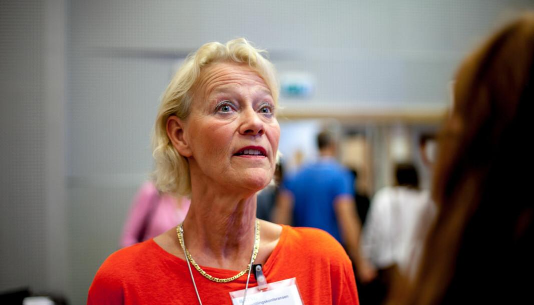 Viserektor Anna Wahl ved Kungliga Tekniska Högskolan.