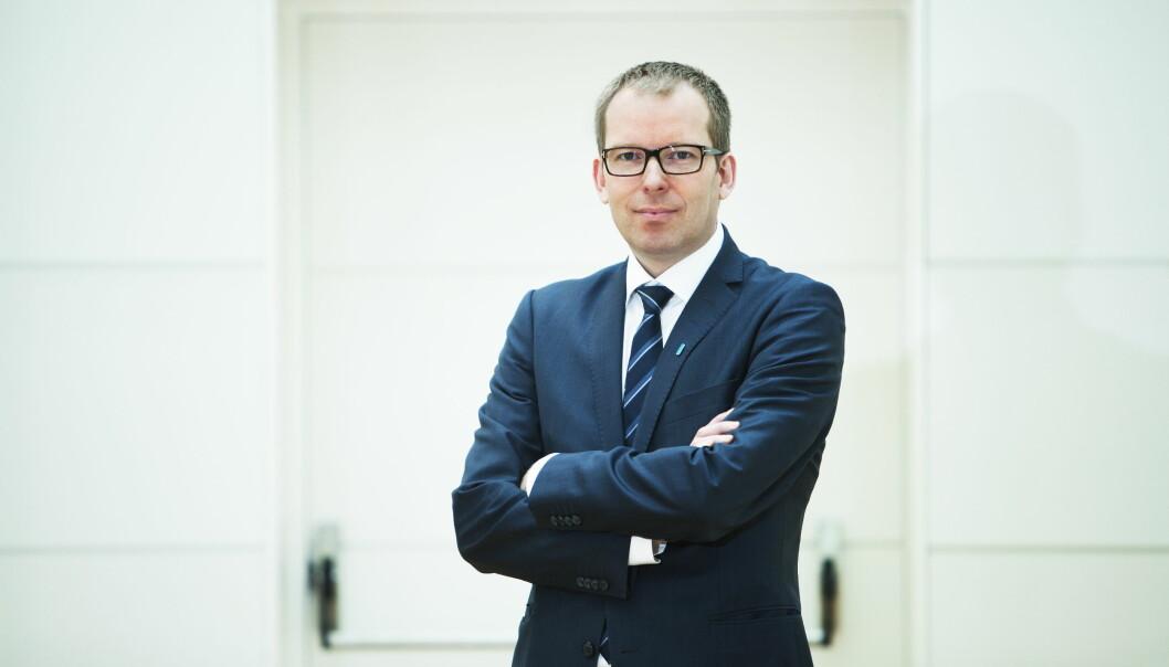 Administrerende direktør i Abelia, Håkon Haugli Foto: Heidi Widerøe
