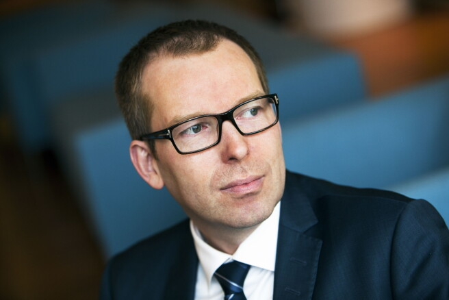 Administrerende direktør i Abelia, Håkon Haugli