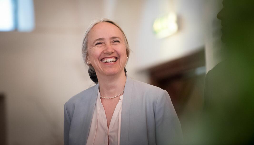 Min mening er at man må la de overordnede målene med forskningspolitikken styre virkemidlene, skriver adm. dir. i Norsus, Ellen-Marie Forsberg.