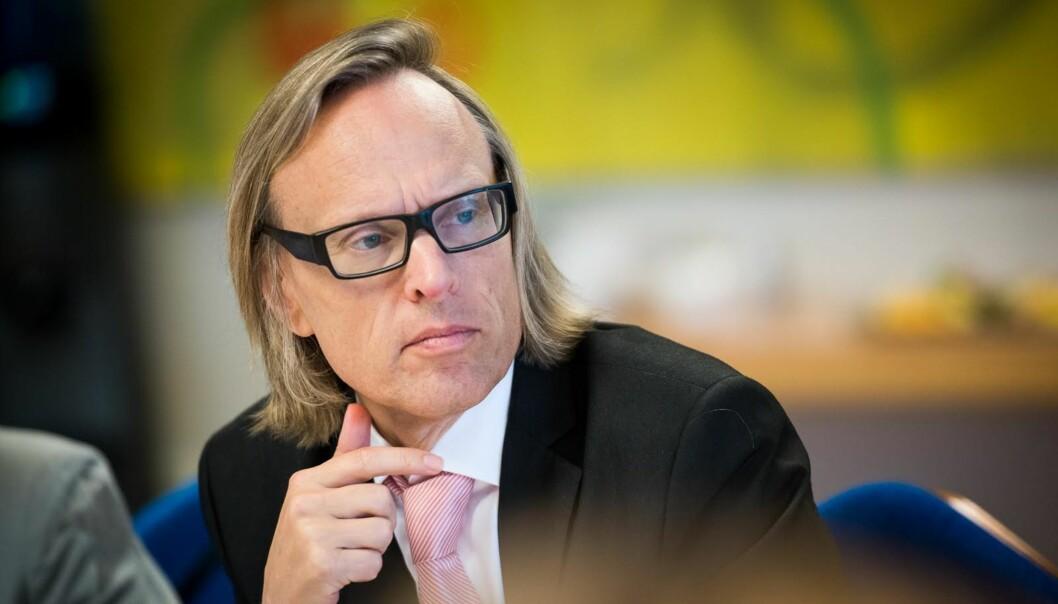 — En utvidelse av støttefunksjonen og videre oppbygging av FoU-støtte vil bli viktige oppgaver for den nye forskningsdirektøren, sier prorektor for forskning ved HiOA, MortenIrgens.