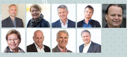 Flere søker fire nye år i ledelsen ved Universitetet i Sørøst-Norge