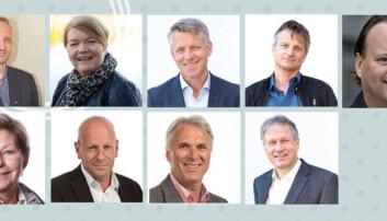 Mannstung ledelse i Sørøst-Norge