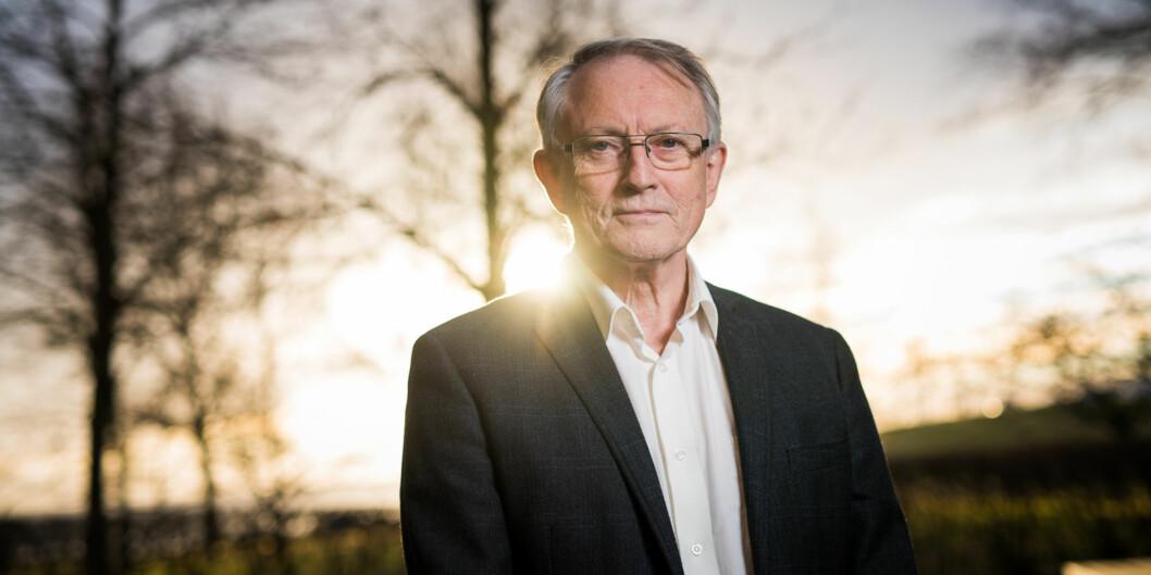 Administrerende direktør i Norges forskningsråd Arvid Hallén Foto: Skjalg Bøhmer Vold