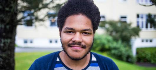 Studentleder Melbye gjenvalgt i Sørøst-Norge