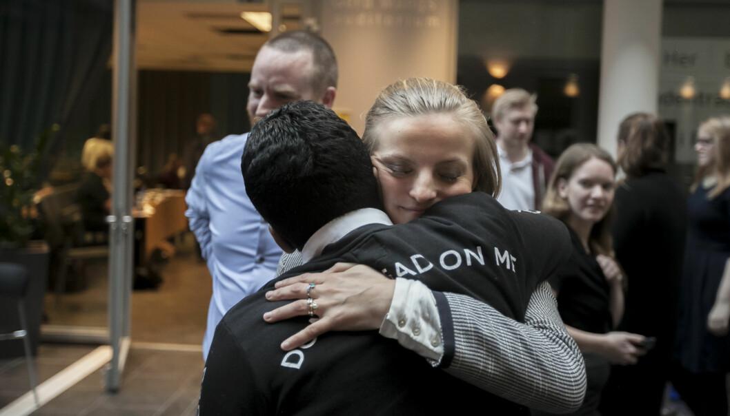 Det ble spennende valg på to av fire plasser i arbeidsutvalget til Studentparlamentet på Høgskolen i Oslo ogAkershus.