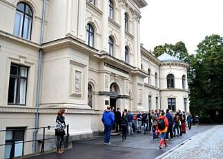 Kan bli byuniversitet og nytt studenthus i Oslo