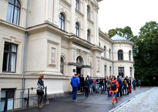 Studentene engstelige for at studenthus i Oslo glipper i åpen budrunde