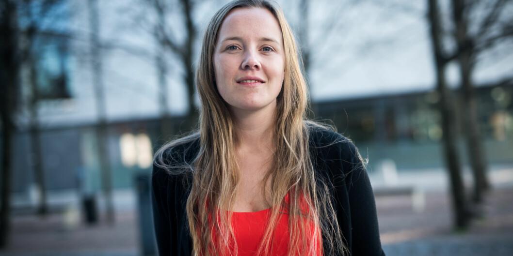 Marianne Andenæs blir ny kommunikasjonsrådgiver for ledelsen ved Universitetet iOslo. Foto: Skjalg Bøhmer Vold