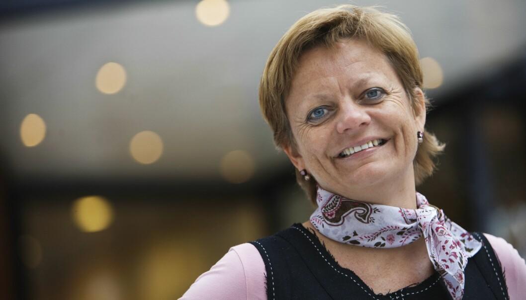 Anne Kjersti Fahlvik. områdedirektør for næringsliv og teknologi i Forskningsrådet. Foto: Forskningsrådet
