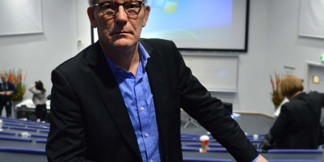 "Rektor og styreleder ved Høgskolen i Molde, Hallgeir Gammelsæter, satte stillingen sin inn på at han ikke ville utrede fusjon med <span class=""caps"">NTNU</span>nå."