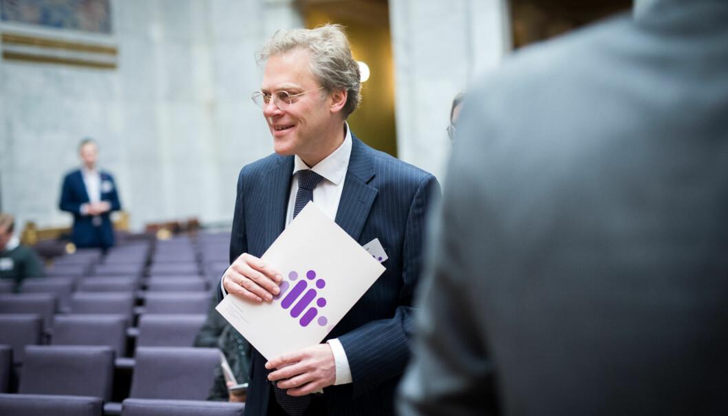 NOKUTS tilsynsdirektør Øystein Lund synes det er bekymringsverdig spesielt at en del nye master og phd-studier har for svakefagmiljøer.