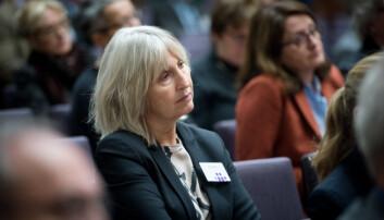 Rektor ved Universitetet i Stavanger Marit Boyesen . Foto: Skjalg Bøhmer Vold