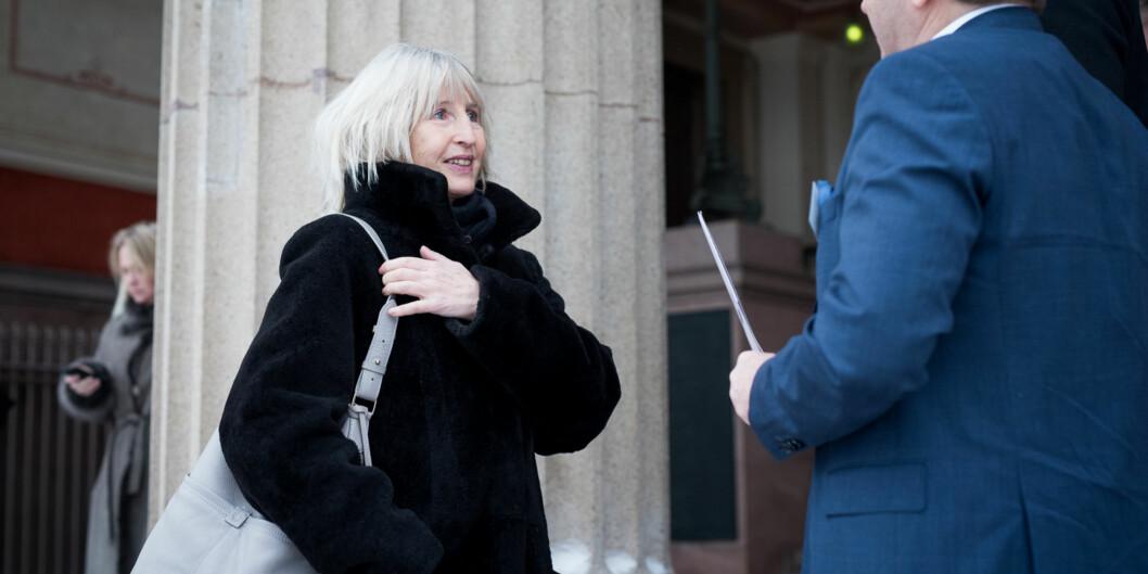 Rektor ved Universitetet i Stavanger, Marit Boyesen. Foto: Skjalg Bøhmer Vold