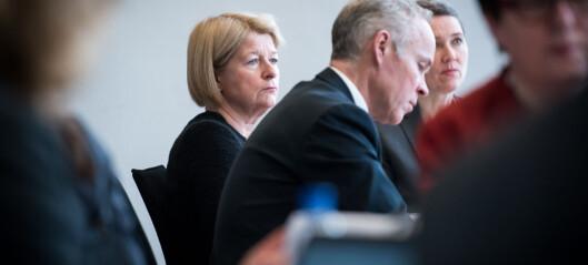 De politiske forventningene roper på en løsning med Tromsø