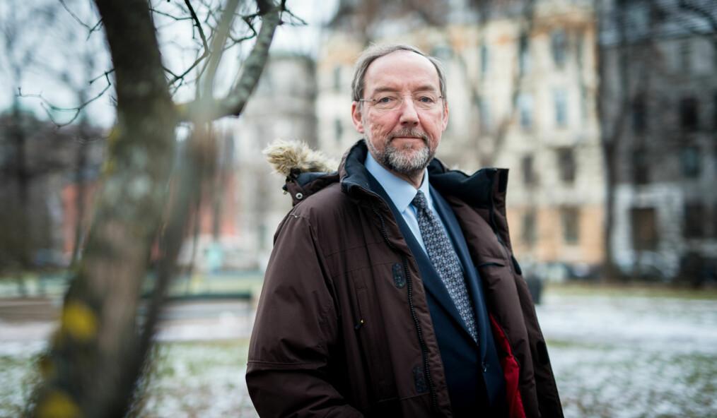 Divisjonsdirektør i Norges forskningsråd, Jesper W. Simonsen, er skuffet over at det ikke kom inn flere gode søknader om prosjekter for å bedre kjønnsbalansen i faglige toppstillinger og forskningsledelse. Foto: Skjalg Bøhmer Vold