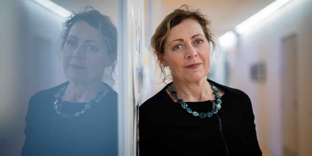 Instituttleder på sykepleie Unni Hembre. Foto: Skjalg Bøhmer Vold