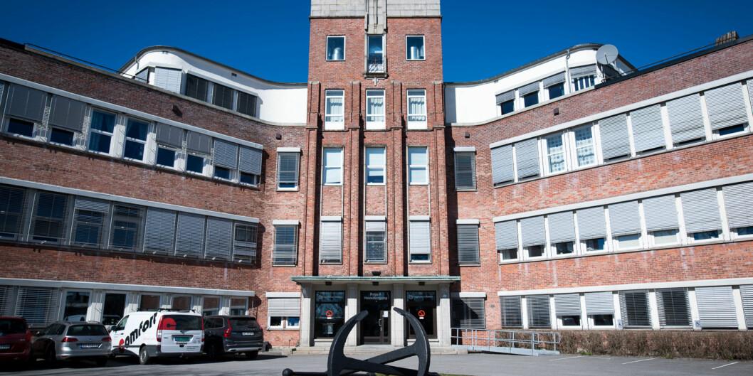 Høgskolen i Østfold har vært mye i media i det siste i forbindelse med en skikkethetssak mot en vernepleierstudent. Foto: Skjalg Bøhmer Vold