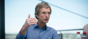 Hans Blom: Vil være en rutinert, tydelig og handlekraftig rektor